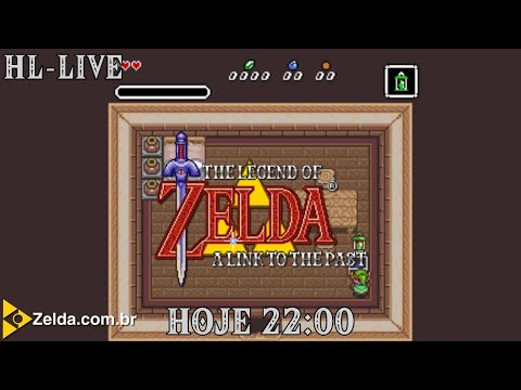 HL LIVE - Zelda: A Link To The Past ([HACK By CONN) #1