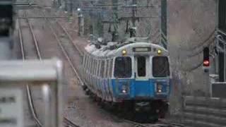 Boston MBTA Blue Line