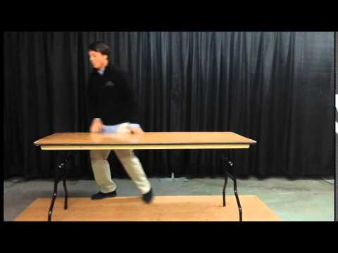 How To: Set up a Banquet Table - YouTube