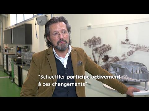 #RéparerDemain Episode 4 : ITW de Philippe Baudin, Executive Manager France - Schaeffler