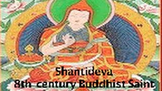 Robert Thurman talks about the compassion of Shantideva