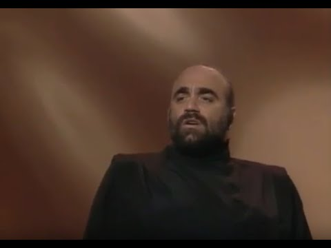 "Demis Roussos - ""Loving You"" (Quand je t'aime) 1988"