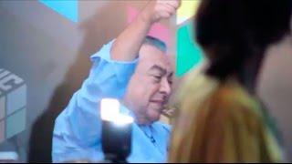 Mauricio de Sousa se emociona com o anúncio do filme Turma da Mônica - Laços