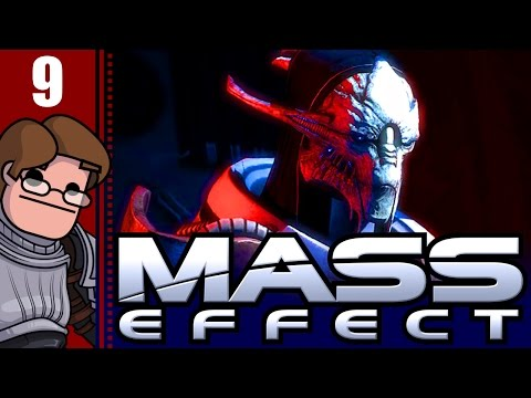 Let's Play Mass Effect Part 9 - Noveria: Corporate Conflicts