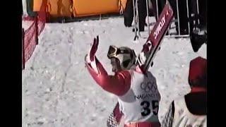 1998長野五輪 ノルディック複合(1)Nagano 1998 Winter Olympics /Nordic Combined