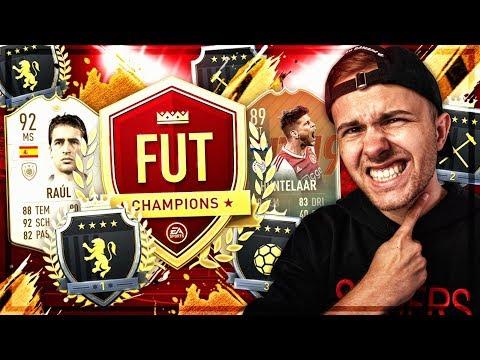 FIFA 19: BRONZE 4 Weekend League ENDSPURT 😱🔥 (Evtl auch mit 2 Packs) thumbnail