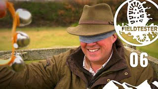 Shooting hearing protection  can Roy hear a morris dancer?  Fieldtester, episode 6