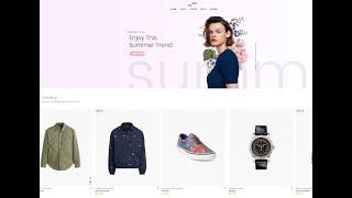 Wie Erstellen Sie E-commerce-Shop-Website Schnell Mit Wordpress und Ciloe Thema