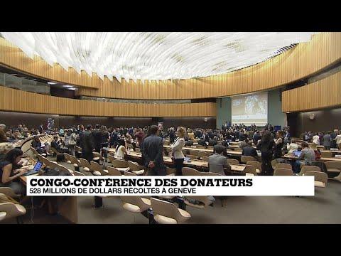 Crise humanitaire en RD Congo : Kinshasa boycotte la conférence des donateurs à Genève