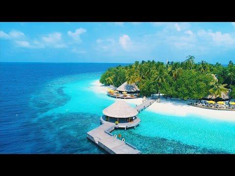 Maldives in 4K | Angsana Ihuru (Dji Phantom 4 Pro)