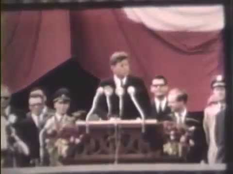 Jacqueline Kennedy Film: John F. Kennedy Library, 1964