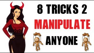 HOW TO MANIPULATE ANYONE in HINDI - 8 MIND TRICKS | SeeKen