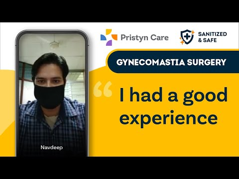 @Pristyn Care  provides best treatment for Gynecomastia, says Navdeep