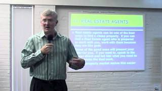 The Property King-Sean Summerville Working with Real Estate Agents Part 11