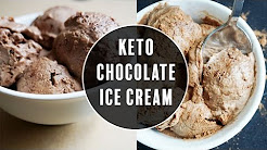 The Best Low Carb Ice Cream Recipe | Easy Keto Ice Cream