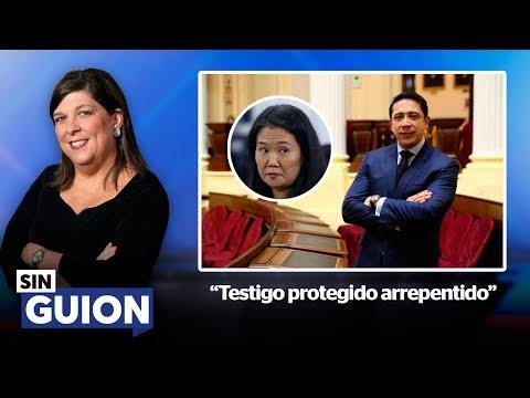 Testigo protegido ahora arrepentido - SIN GUION con Rosa María Palacios