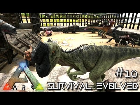 how to get prome crystal ark survival