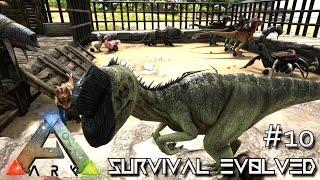 Ark survival evolved mesopithecus oviraptor season 3 s3 ark survival evolved kibble farm season 3 s3 e010 malvernweather Images