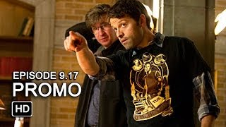 Supernatural 9x17 Promo - Mother's Little Helper [HD]