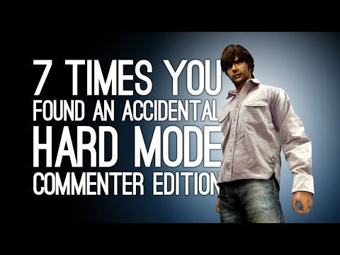 7 Times You Made the Game Much Harder by Accident: Commenter Edition