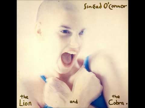 SINÉAD O'CONNOR - Just Like U Said It Would B (1987)