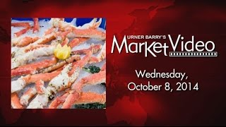Alaska Red King Crab Quotas; Turkey Thigh Meat Market; Consumer Protein Demand