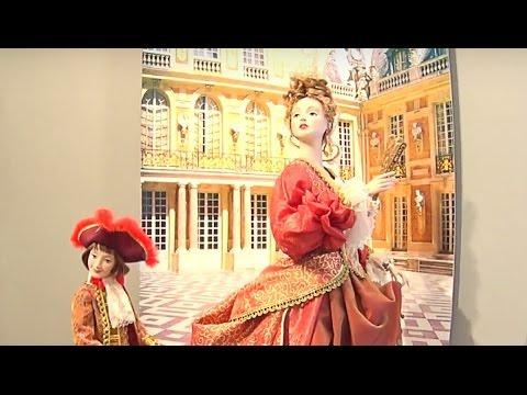 Эпоха рококо - костюм и мода. Франция. Женский костюм