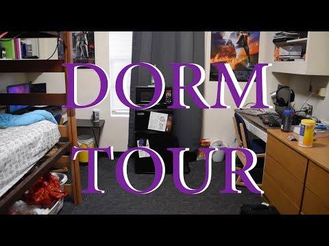 Stephen F. Austin SU Hall 16 Room tour