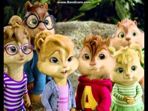 Chipmunks - Uh ih uH ah ah Ting Tang Walla Walla Bing Bang