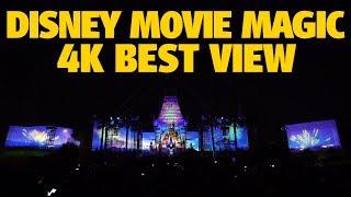 Disney Movie Magic Projection Show at Disney's Hollywood Studios | Walt Disney World