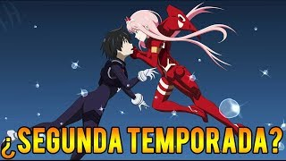 DARLING IN TH FRANXX SEGUNDA TEMPORADA ¿CUANDO SE ESTRENA?