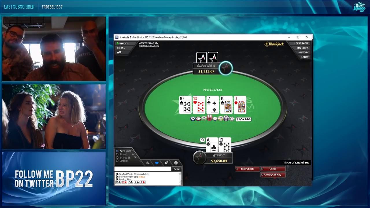 Poker Stream