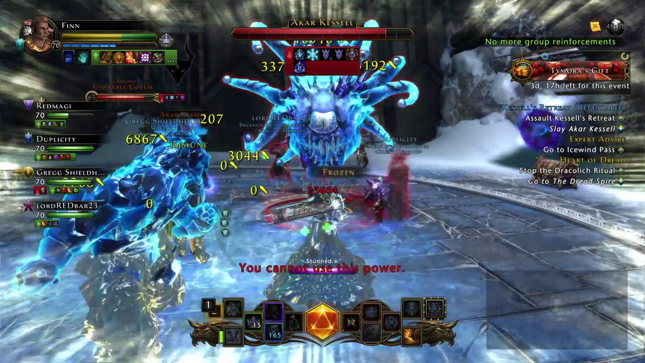 Neverwinter Dsp tank pally build Free Download Video MP4 3GP