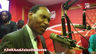 Ezekiel Mutua, CEO KFCB, talks about the International film Convention-Kenya  Part 1
