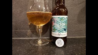 Fullers & Friends (Fourpure Brewing) Galleon Dry Hopped Lager | British Craft Beer Review