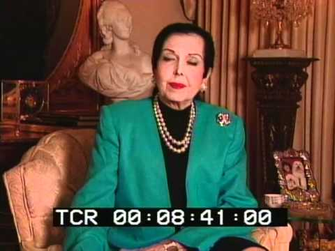 Ann Miller 1996 Interview Part 6 of 8