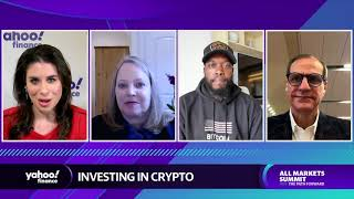 Cryptocurrency panel discusses innovation and investment opportunities