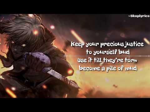 Vinland Saga Opening 2 Full ( Dark Crow - MAN WITH A MISSION ) Lyrics