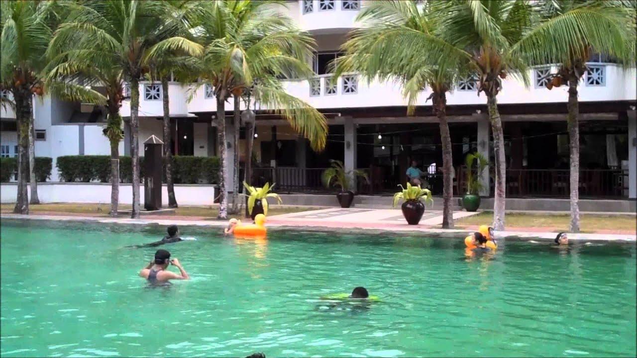 Lanjut Golden Beach Golf Resort Kuala Rompin Pahang Malaysia