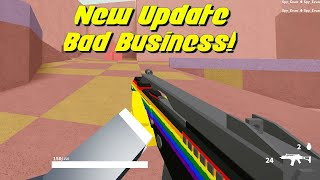 New Bad Business Update! (87-4)
