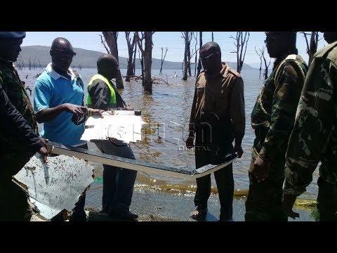 Efforts to recover L. Nakuru chopper crash crumble