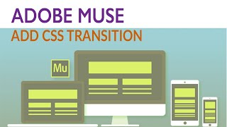4. ADOBE MUSE - Adding CSS Transitions