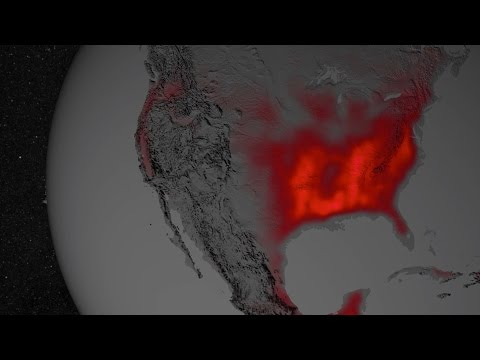 Stanford scientists measure crop growth from space