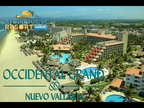 Occidental Grand Nuevo Vallarta All Inclusive Resort Puerto Vallarta