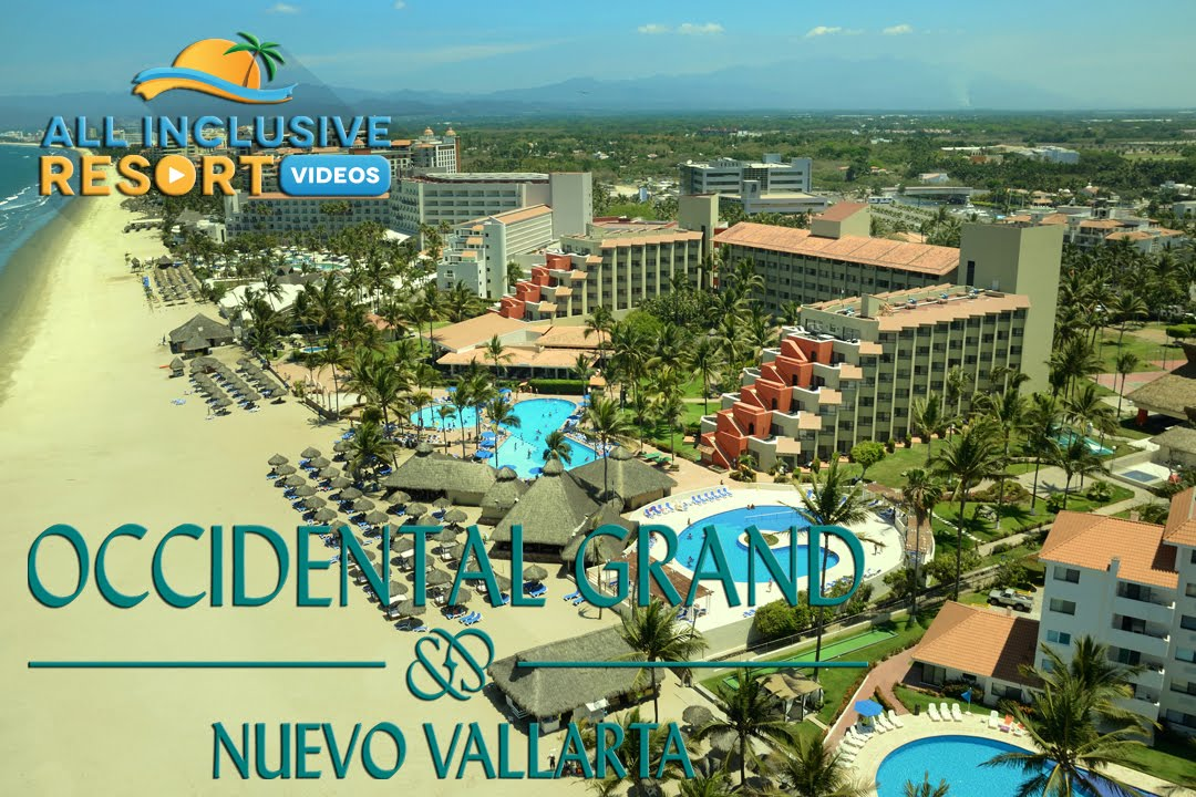 Occidental Grand Nuevo Vallarta All Inclusive Resort Puerto - Puerto vallarta resorts all inclusive