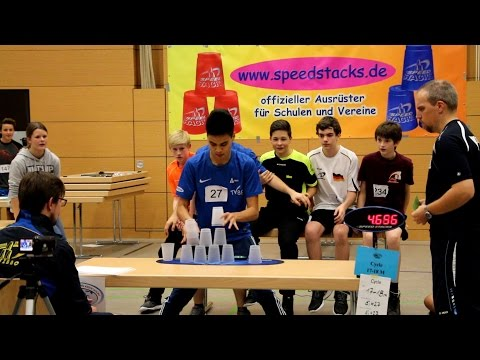 Sport Stacking: Weidig Open!!