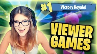 GIFTING SUBS TO VIEWERS IF THEY OUT FRAG ME! (Fortnite: Battle Royale) | KittyPlays