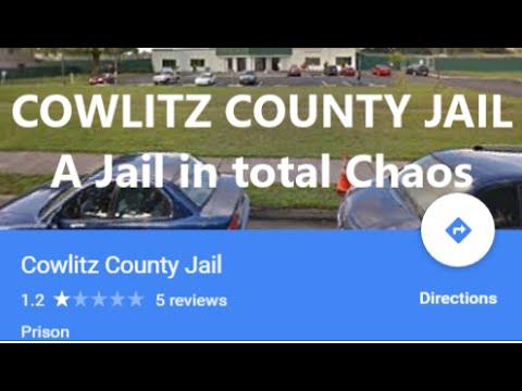 Chaos at Cowlitz County Jail - by Kevin Hunter