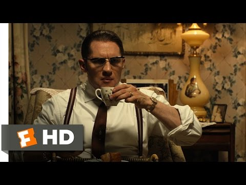 Legend (2015) - Are You Mad? Scene (8/10) | Movieclips