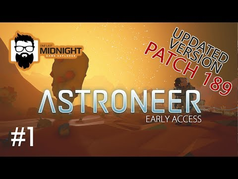 Make Astroneer PATCH 189 Gameplay - PATCH 189 UPDATE INFO - PART 1 - Lets Play Astroneer PATCH 189 Pictures